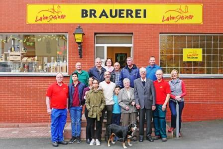 Die Brauerei - Die Brauerei - Lahnsteiner Brauerei